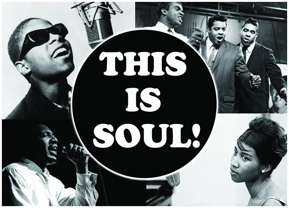 A Brand New Soul Night In Nottingham flyer