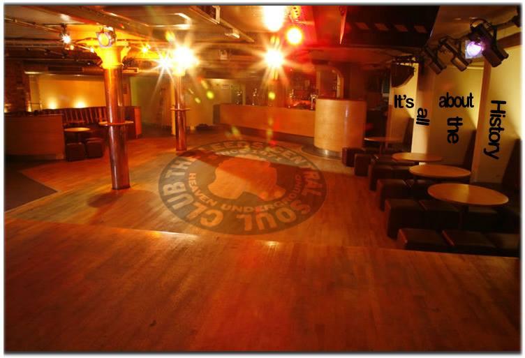 Leeds Central Soul Club 7th Reunion Anniversary Alldayer flyer