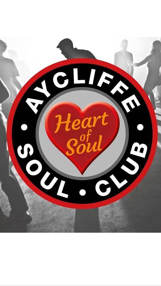 Aycliffe Soul Club flyer