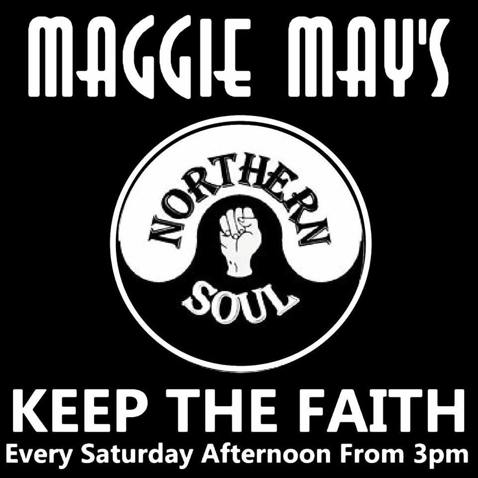 Sheffields Maggie Mays Soul Bar  Event Lounge flyer