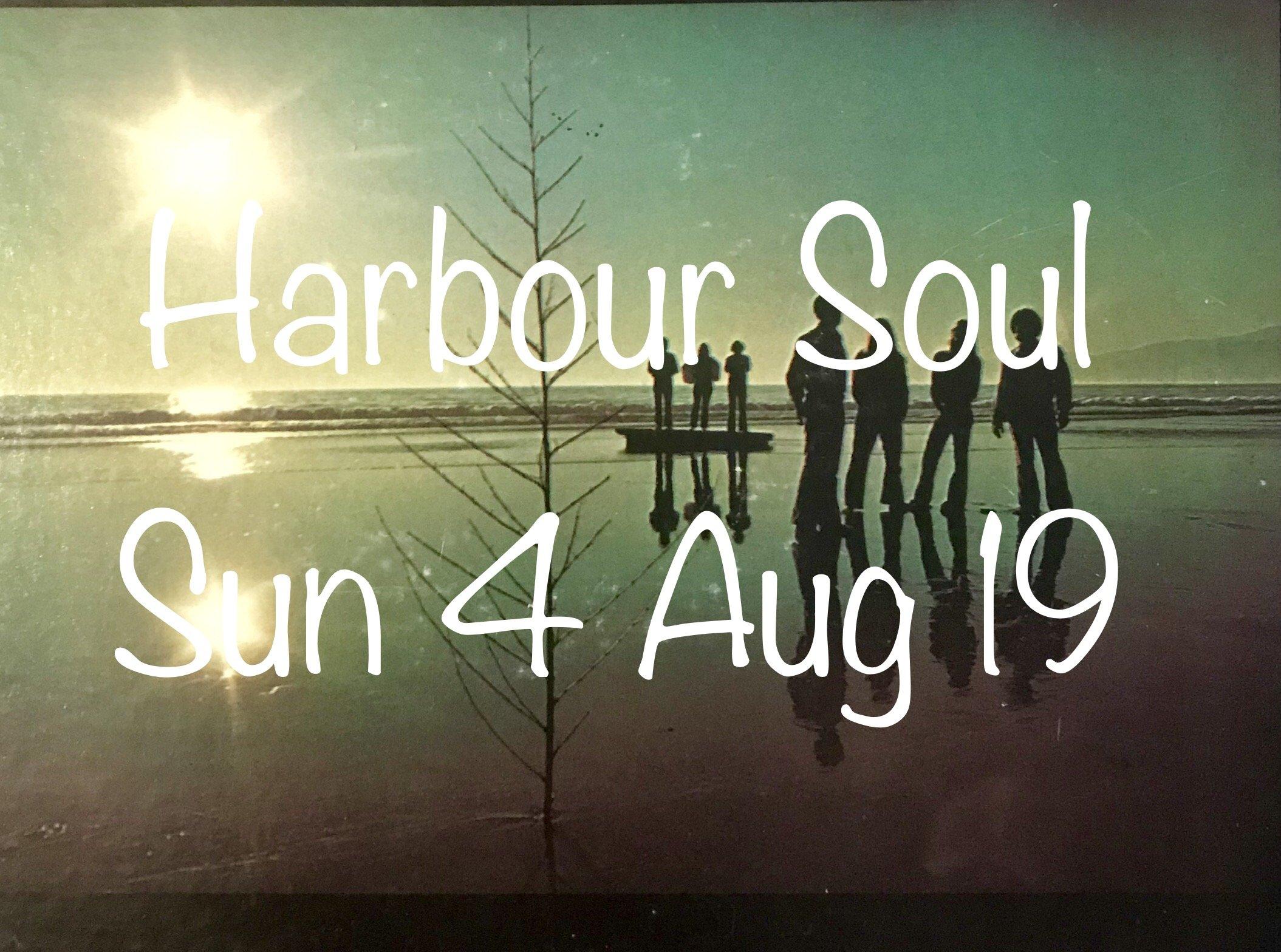 Harbour Soul 4 flyer