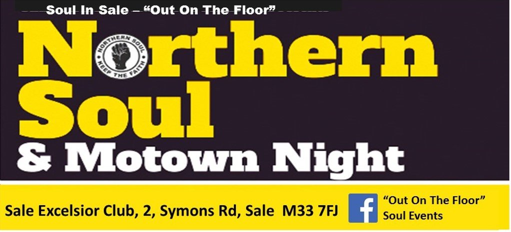 Soul In Sale  Cancelled flyer