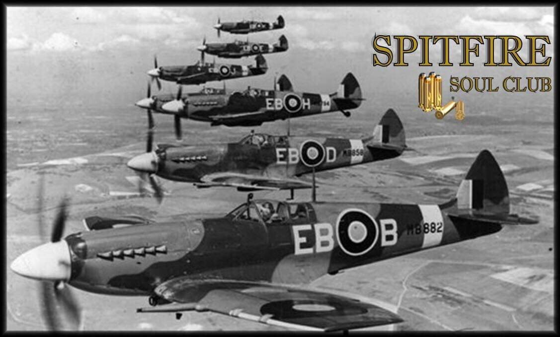 Spitfire Soul Club D Haviland Club Farnworth  Bl4 7el flyer