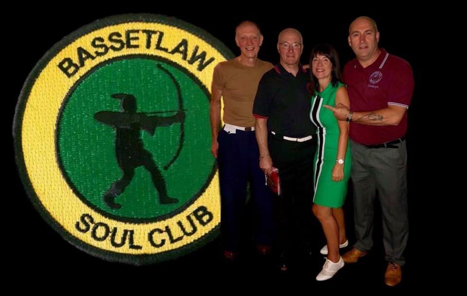 Bassetlaw Soul Club flyer