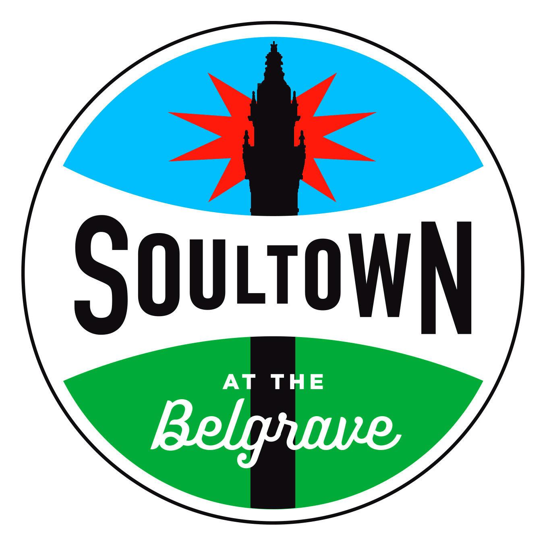 Soultown At The Belgrave flyer