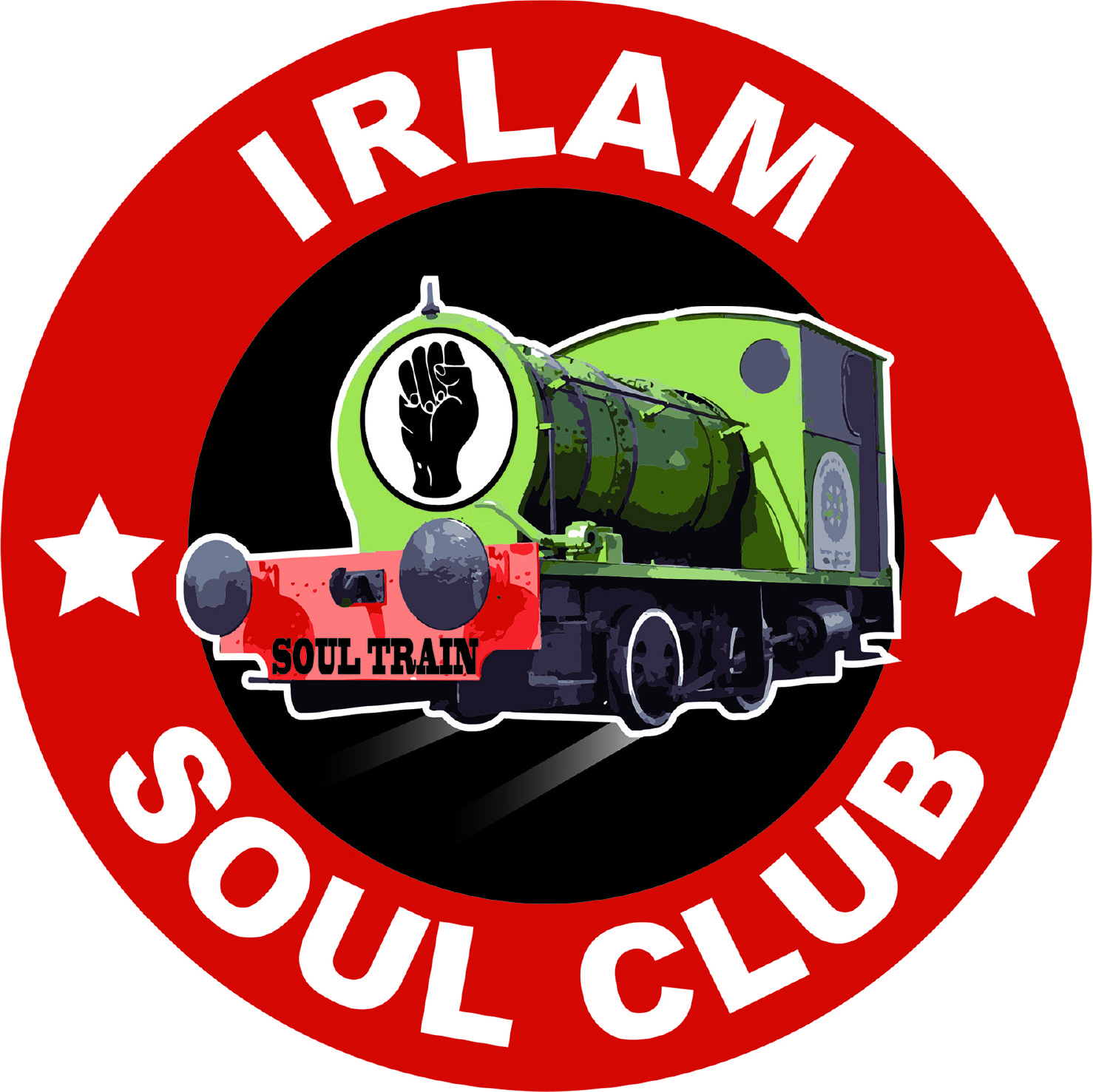 Irlam Soul Club flyer