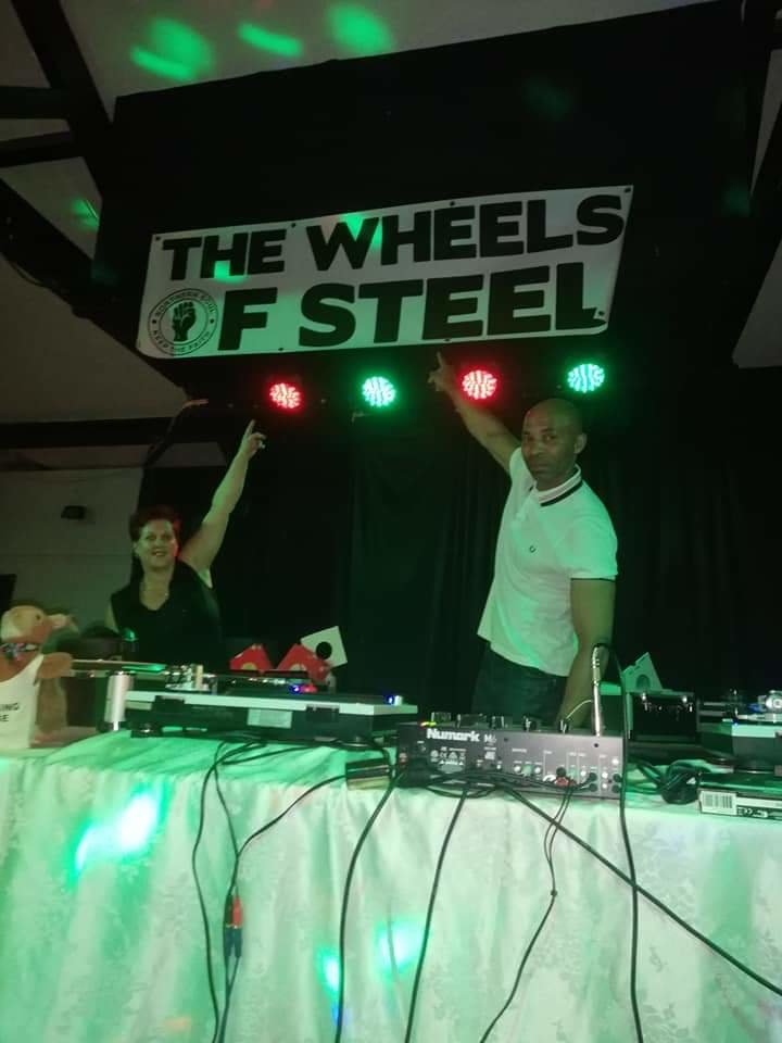 The Wheels Of Steel And The Northern Soul Legends Tour flyer