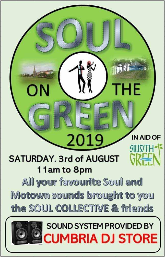 Soul On Silloth Green flyer