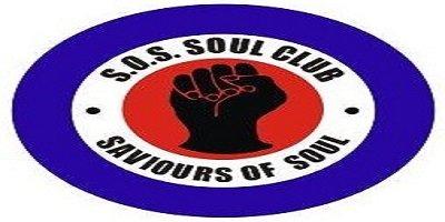 Sos Northern Soul Club flyer