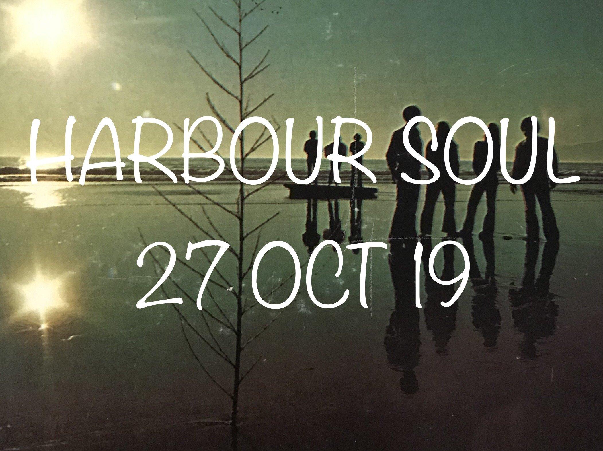 Harbour Soul 5 flyer