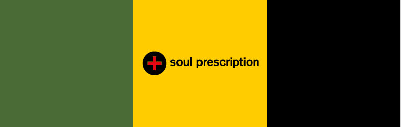 Soul Prescription October 2019 flyer