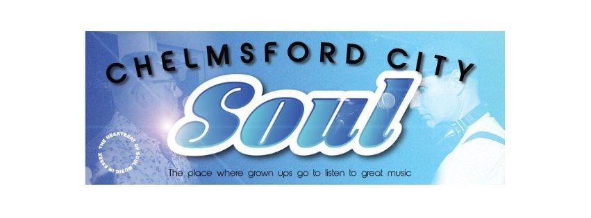 Chelmsford City Soul flyer
