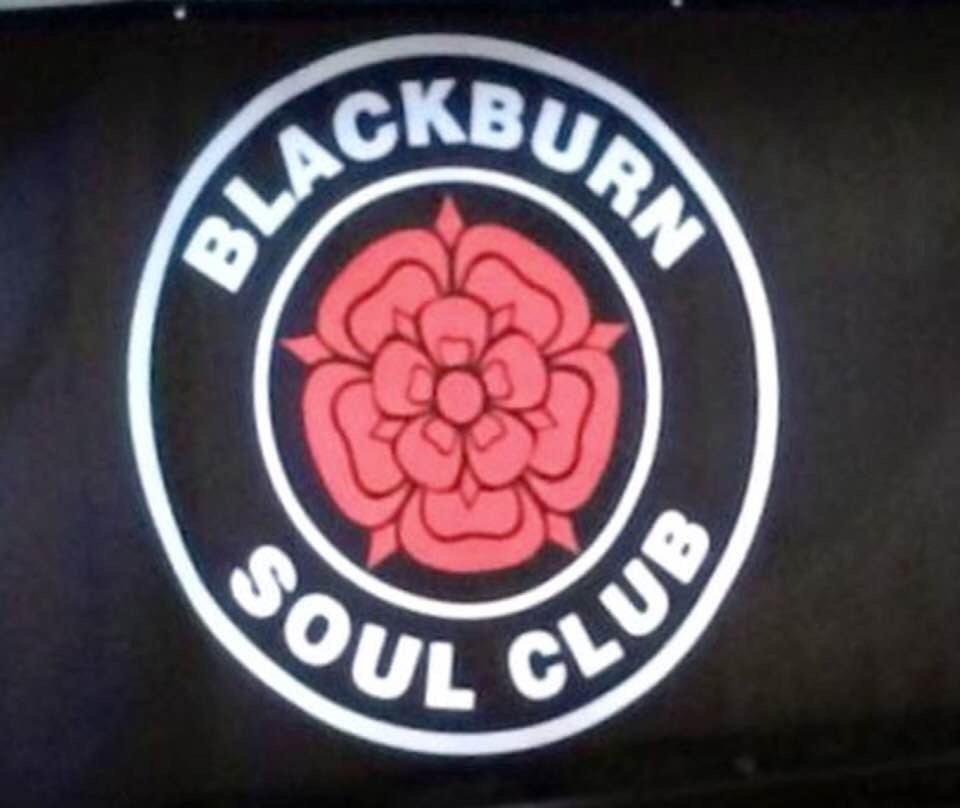 Blackburn Soul Club flyer