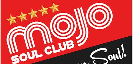 Mojo Soul Club flyer
