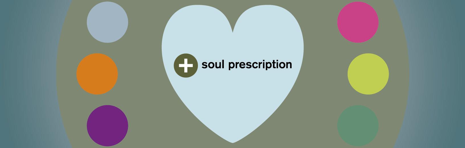 Soul Prescription January 2020 flyer