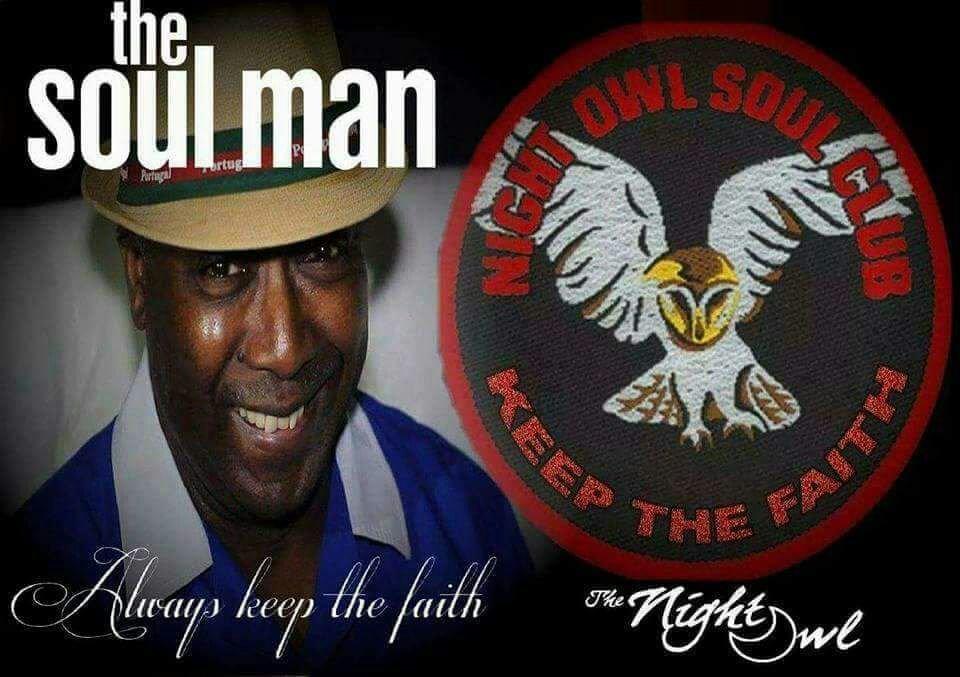 Night Owl Soul Clubs 24th Anniversary Soul Night flyer