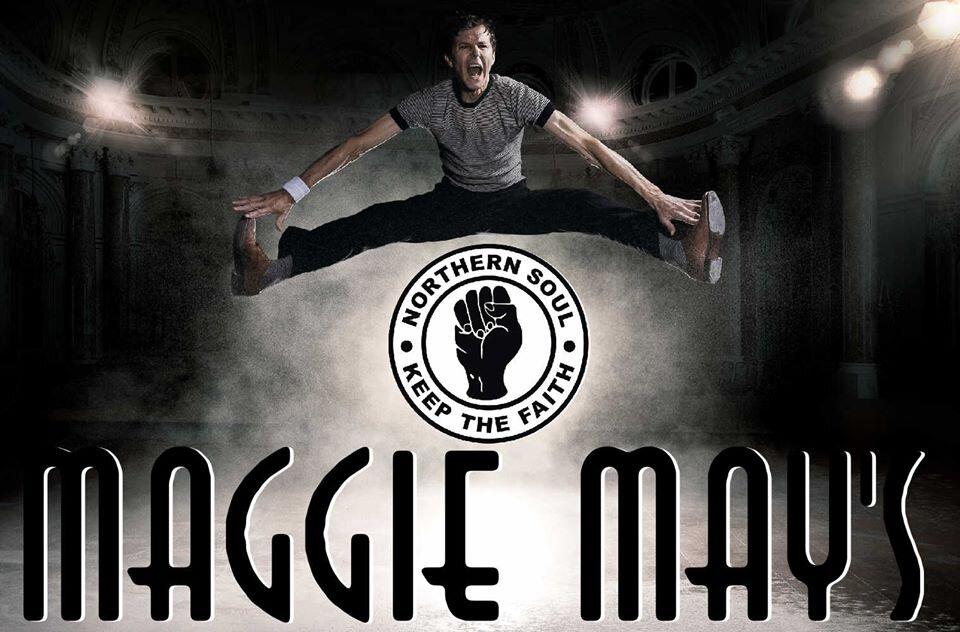Maggie Mays Soul Bar Sheffield flyer