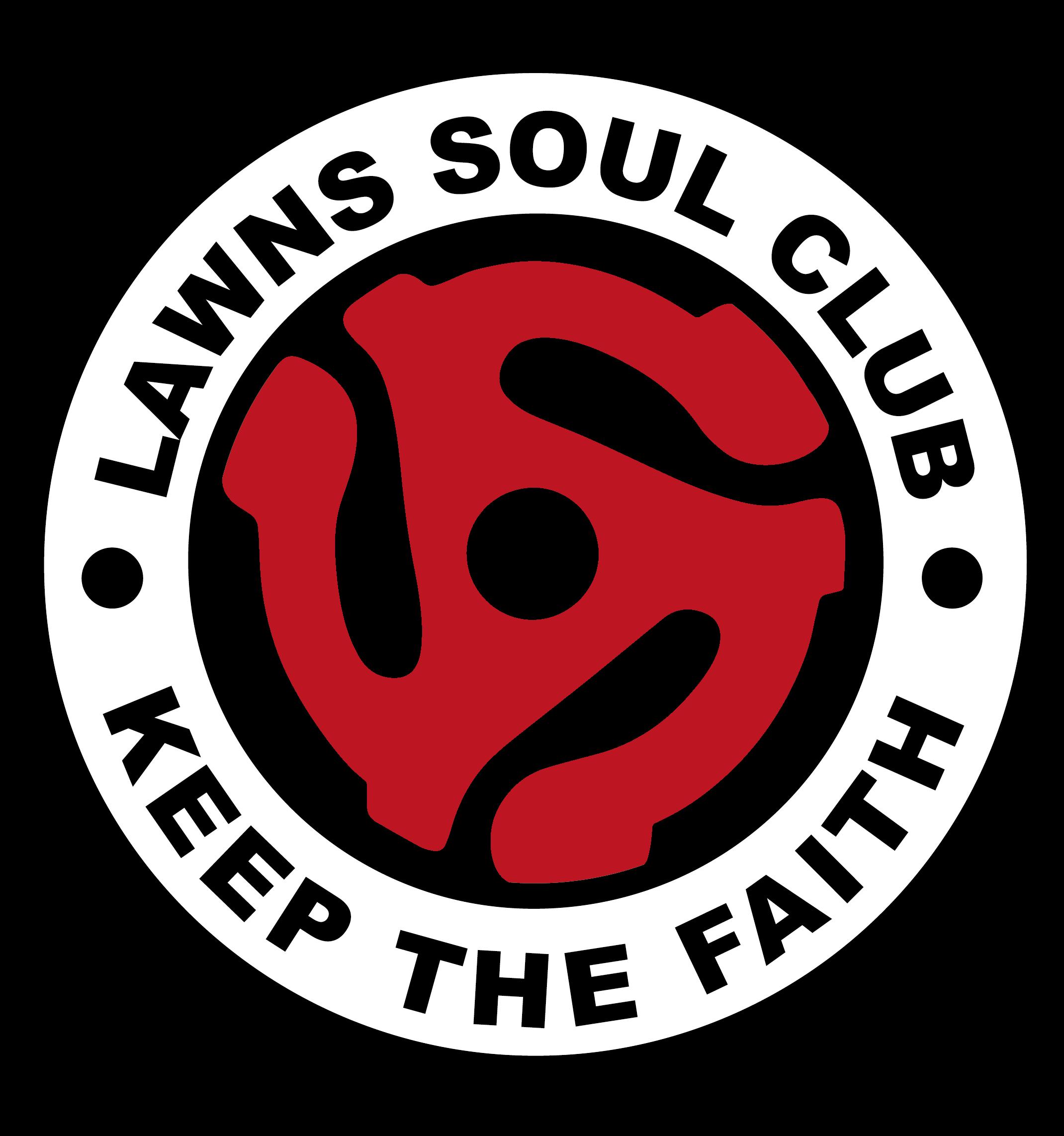 Lawns Soul Club  Taunton flyer