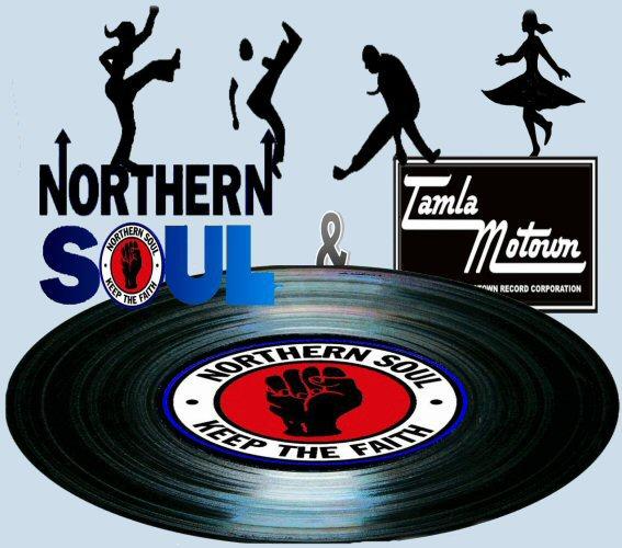 Northern Soul  Tamla Motown Night flyer
