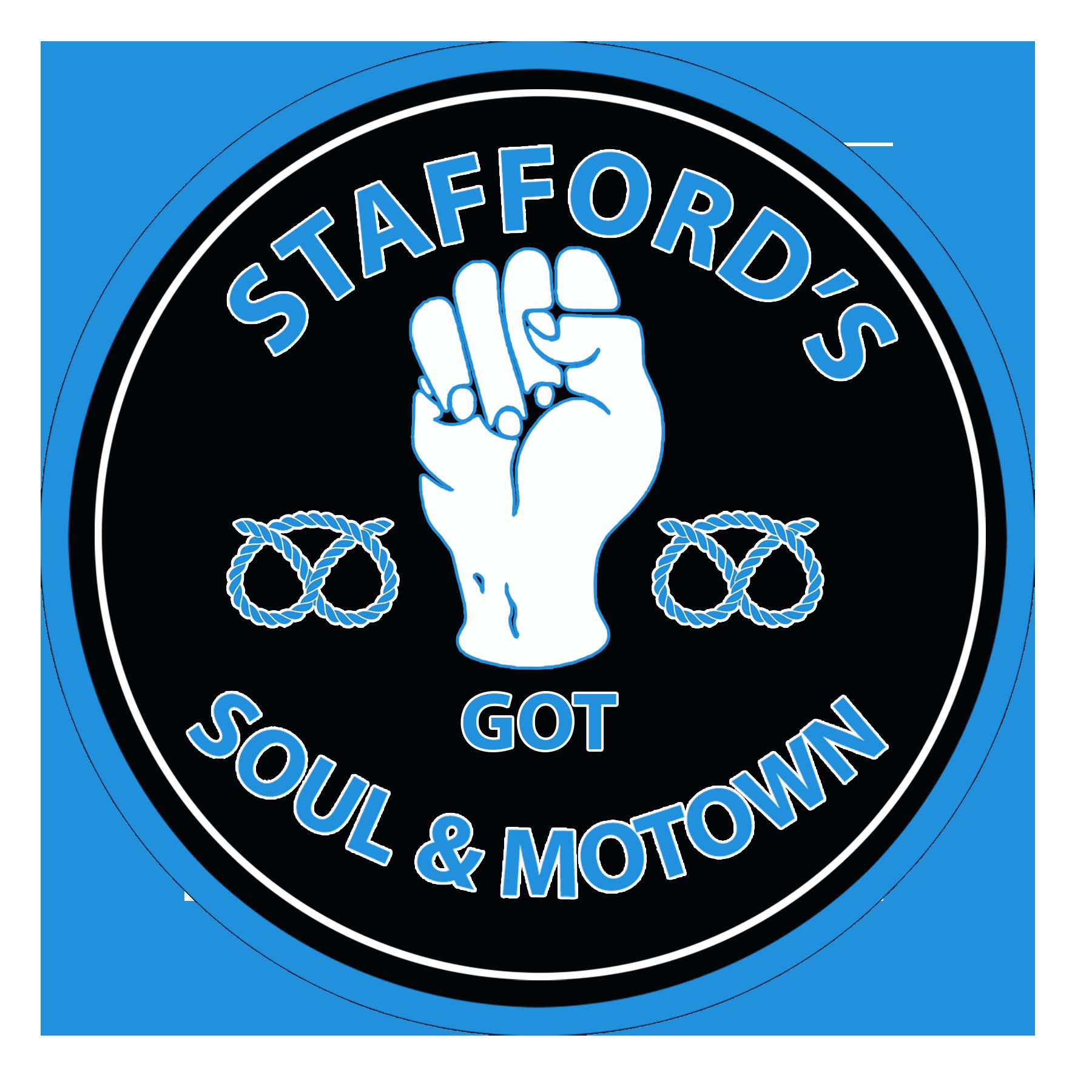 Staffords Got Soul  Motown flyer