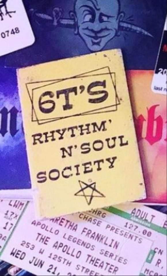 6ts 100 Club Rare Soul Allnighter flyer