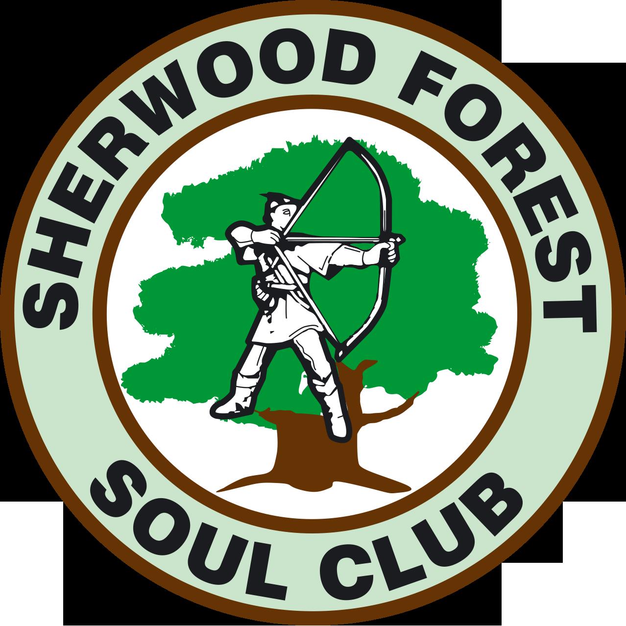 Sherwood Forest Soul Club Bilsthorpe flyer