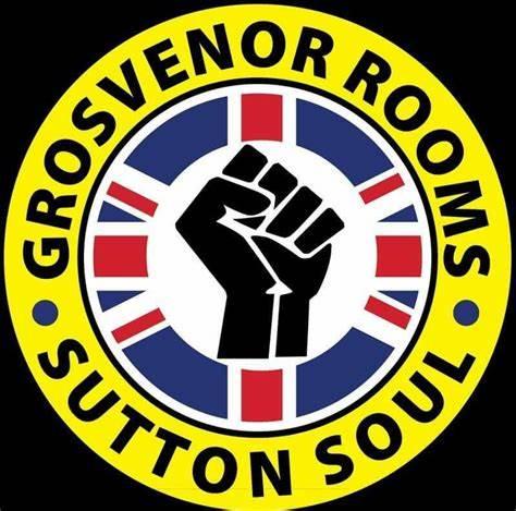 Grosvenor Room  We Are Back  flyer