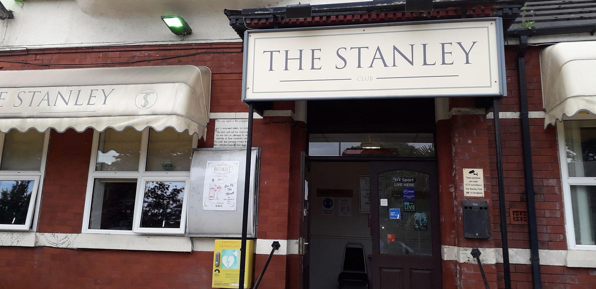 Stanley Soul Club flyer