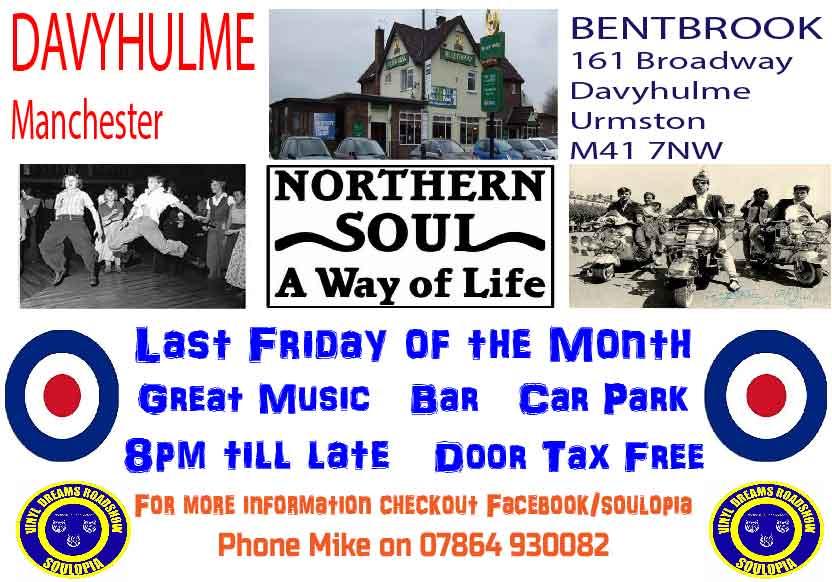 Bentbrook Urmston flyer