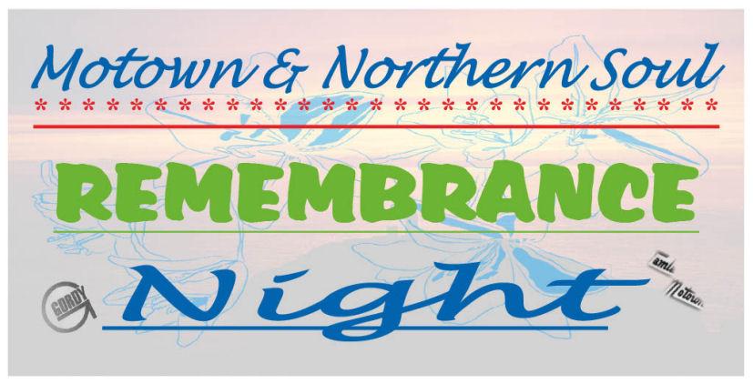 Remembrance flyer