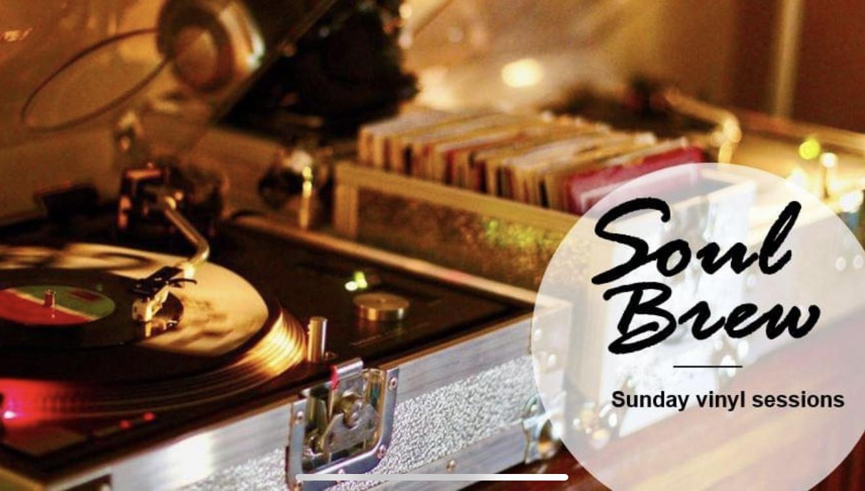 Soul Brew Sunday Session flyer